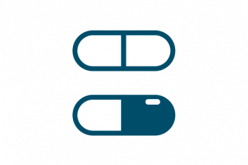 Infographic of 2 tablets