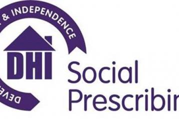 Developing Health and Independence Social Prescribing logo